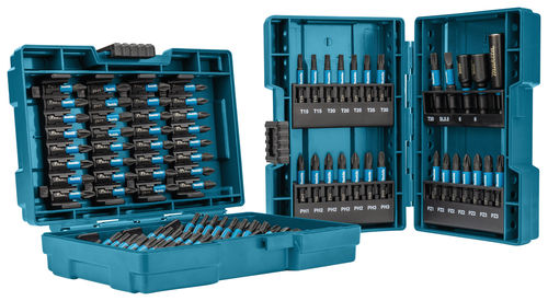 Makita Bit-Set 90-teilig